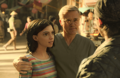 Alita: Battle Angel, a new experience watching movies