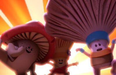 Spesial interview bersama kreator animasi Mush-Mush & The Mushables (arsip)